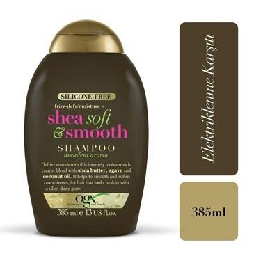 Organix Şampuan Shea Soft 385Ml Renksiz